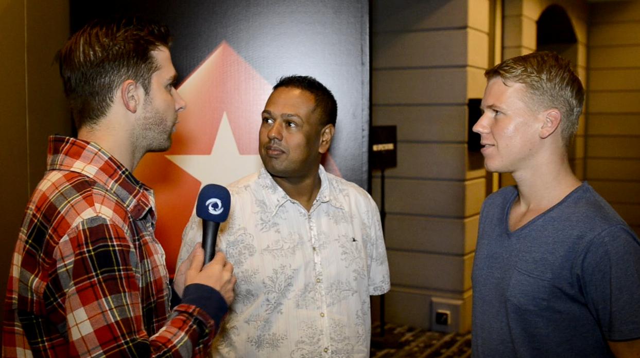 PokerStars.com EPT Barcelona Journaal - Feenstra en Bhaggoe op dag 5