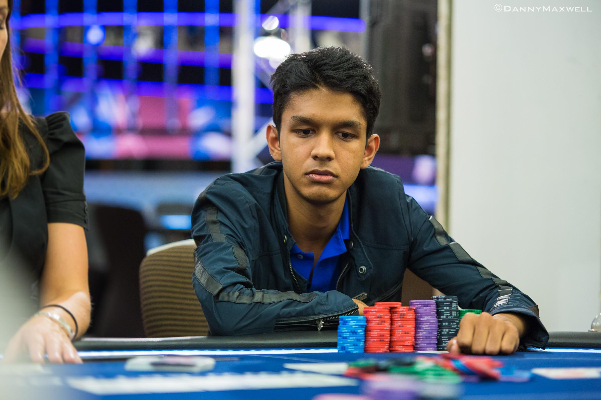 Biggest poker player