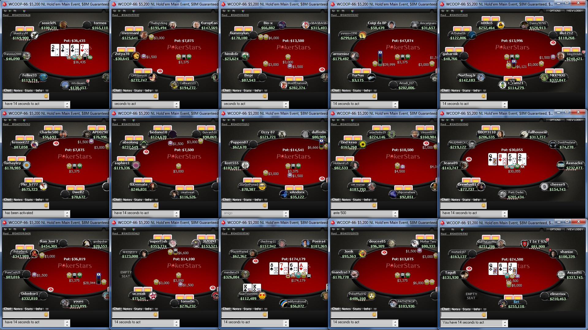 pokerstars app usa