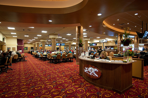 Tropicana evansville poker room