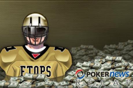 """FTOPS XXIV Recap - Dag 15: Fin """"poksu pete"""" wint Main Event voor $207.016,12!"""
