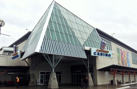 Langley casino poker