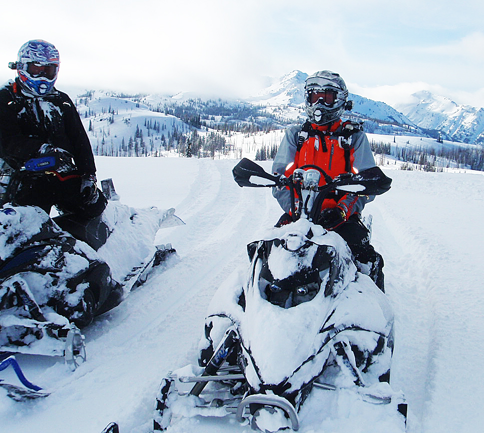 Snowmobile poker run rules