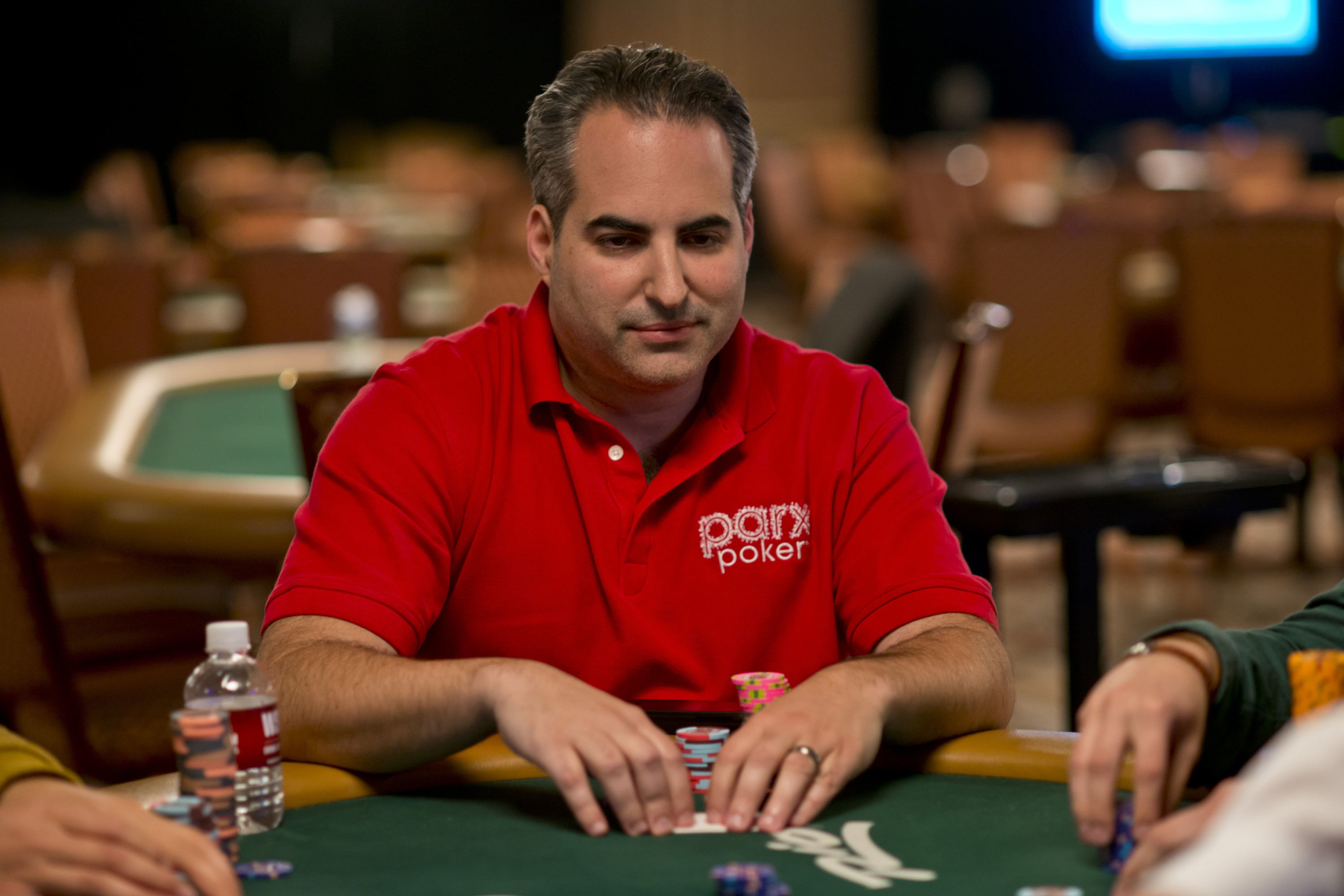 Parx Poker Ambassador Matt Glantz Discusses New Chip Tracking Policy Pokernews