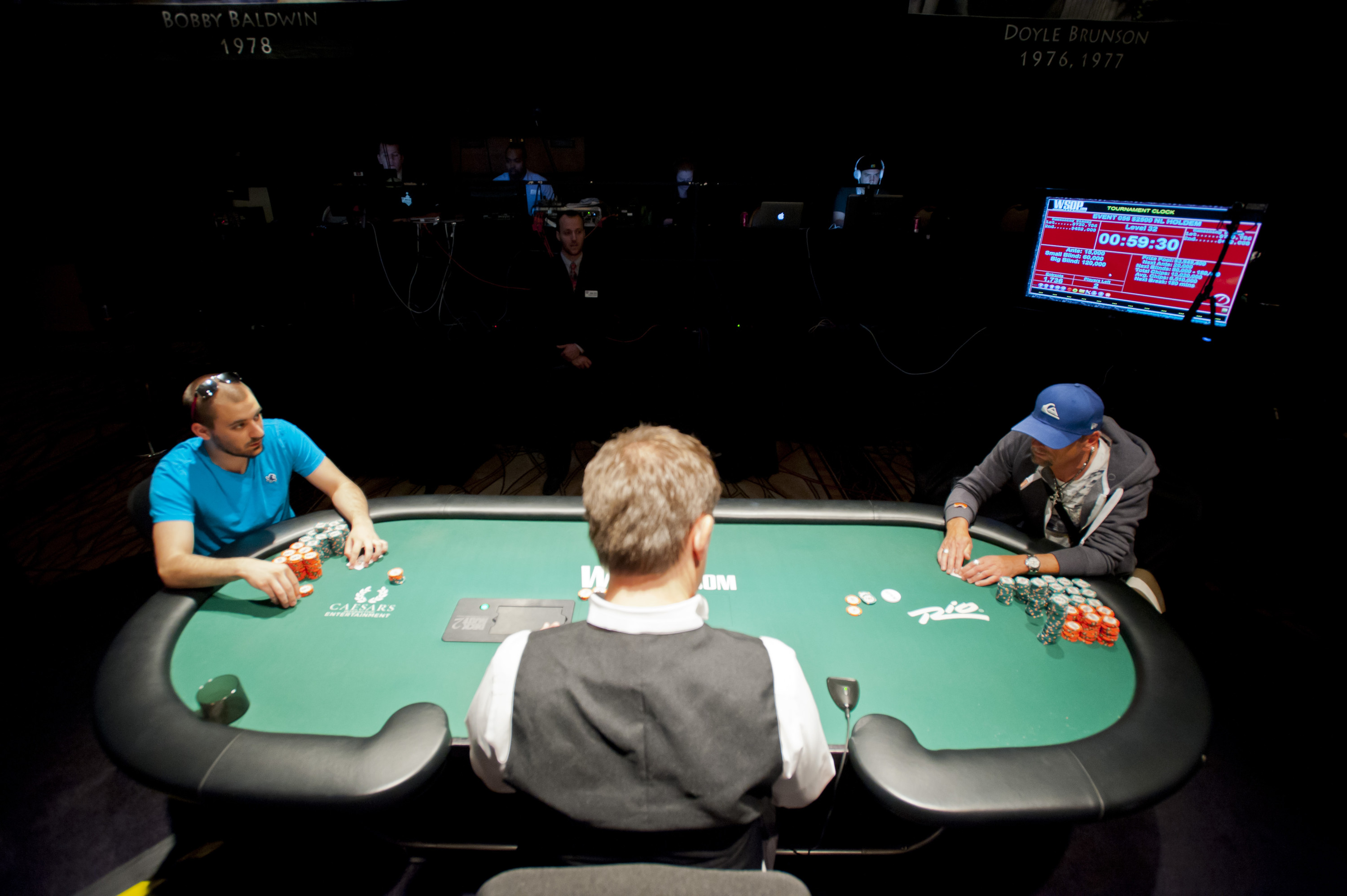 heads up poker strategy online