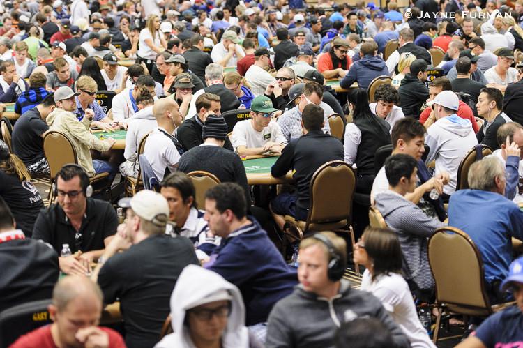 poker pot starter