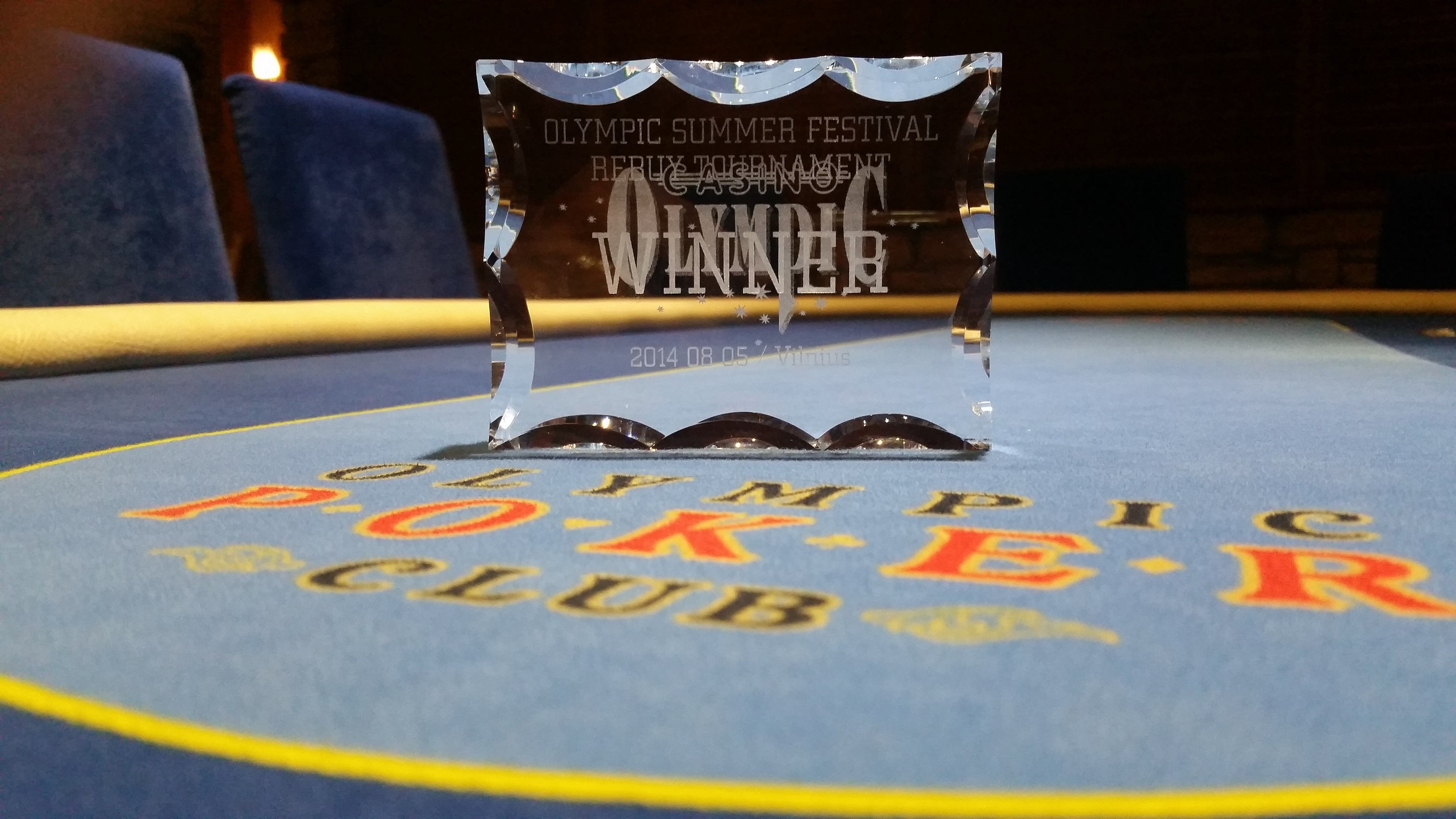 Six deck blackjack shoe