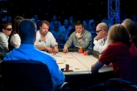 What does out of position mean in poker