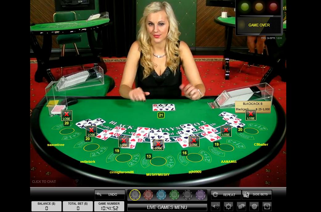 Full tilt casino