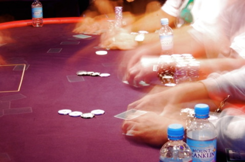 Sound poker strategy
