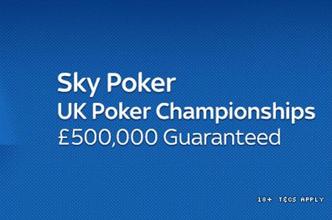 Sky Poker's UK Poker Championships Set To Return In Feb. 2015 0001