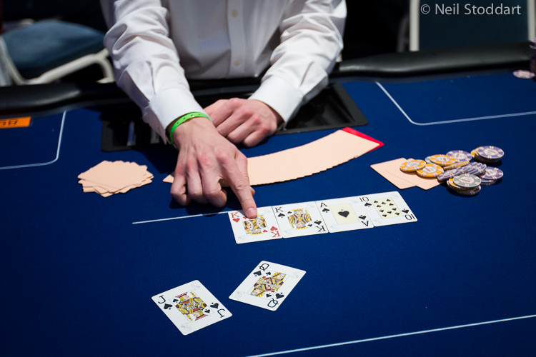 Texas holdem tournaments in chicago