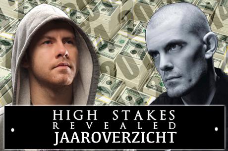 High Stakes Revealed Jaaroverzicht: Cates de grootste winnaar van 2014, Hansen grootste verliezer