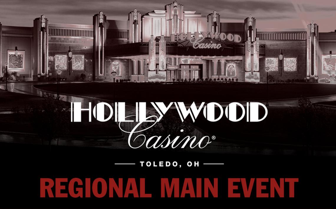 Hollywood casino toledo poker room schedule