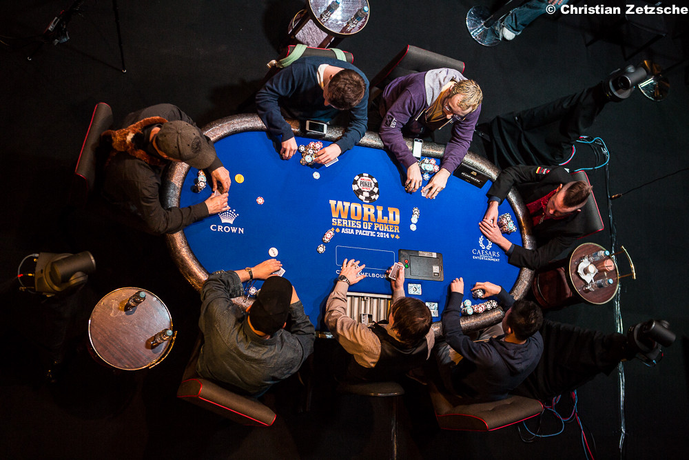Live poker tournaments ireland 2018
