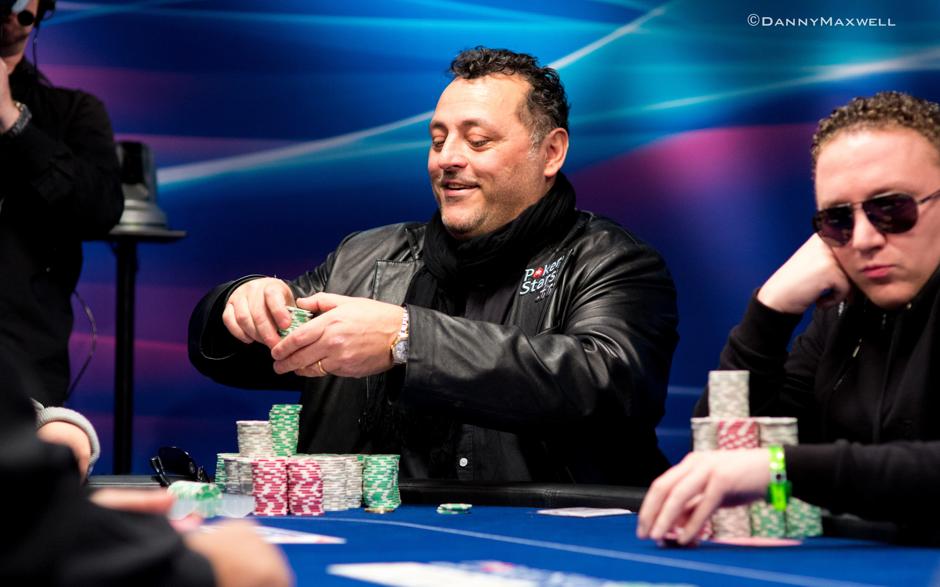 Ept Deauville Jojo Poker Au Top Six Tricolores A 15 Left Pokernews
