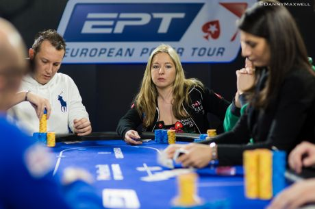 Thinking Poker: Checking Flops from Out of Position