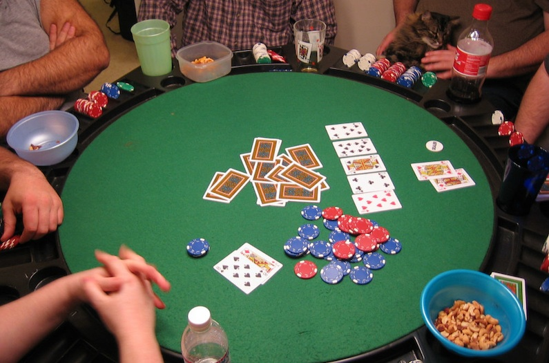 Strategy for Play Poker Games at Home, It's Not What You