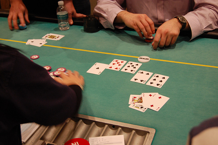 Playing poker with antes logan gamble espn