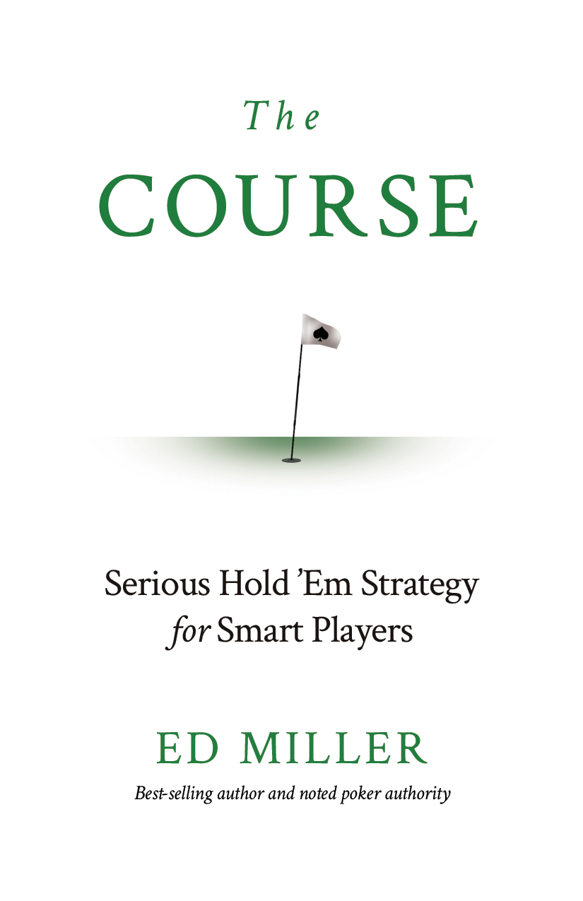 Pokernews book review ed millers the course pokernews malvernweather Images