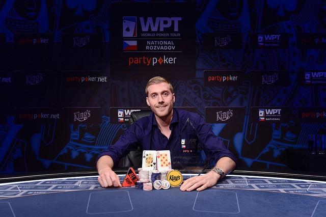 "PokerNews Boulevard: Manig Loeser wint WPT National Rozvadov, ""JeffBundy"" tweede voor €53k"