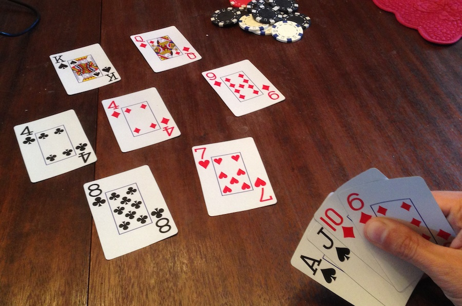 home game poker strategy
