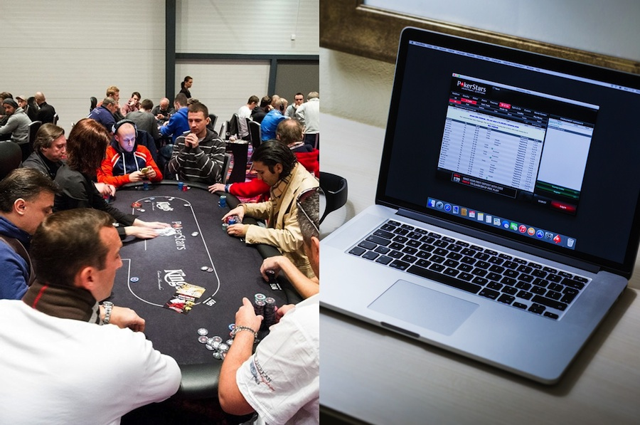 Live Players Transitioning to Online Poker: Don't Make These Two Mistakes