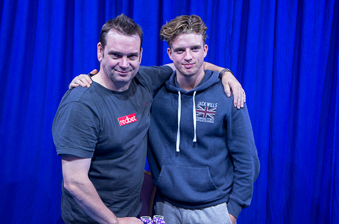Fintan Gavin Wins The 2015 Mega Poker Series Dublin Main