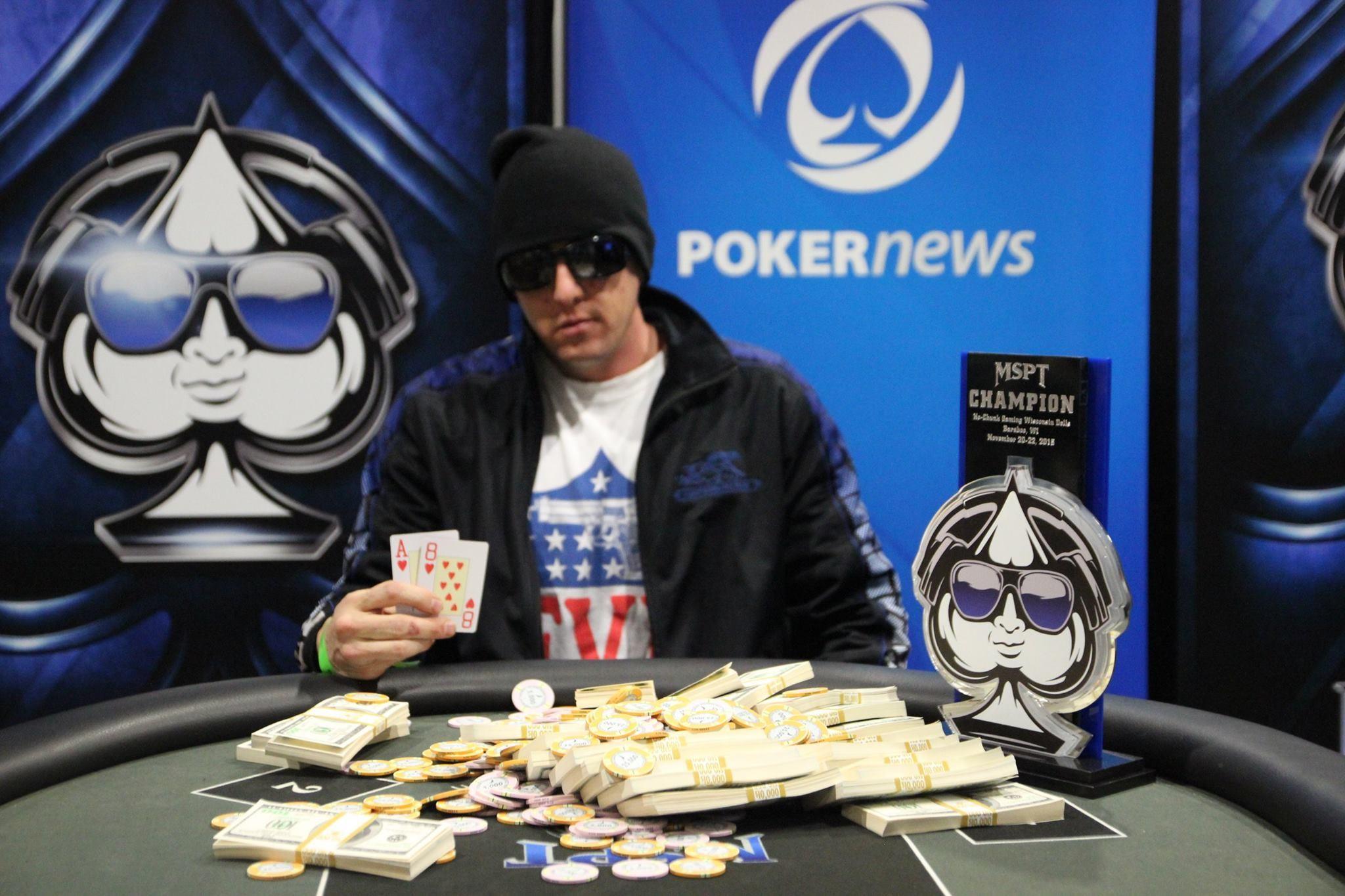 Poker tournaments ho chunk