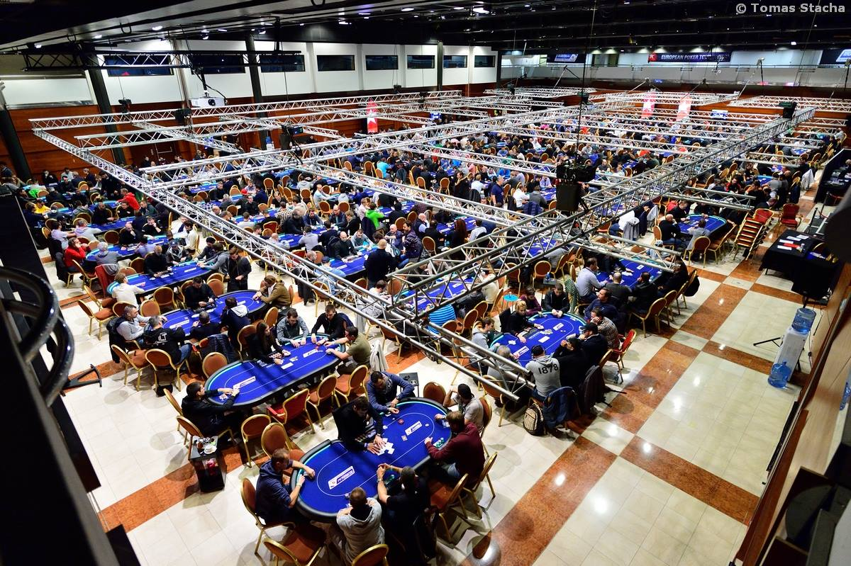 Eureka Poker Tour Прага