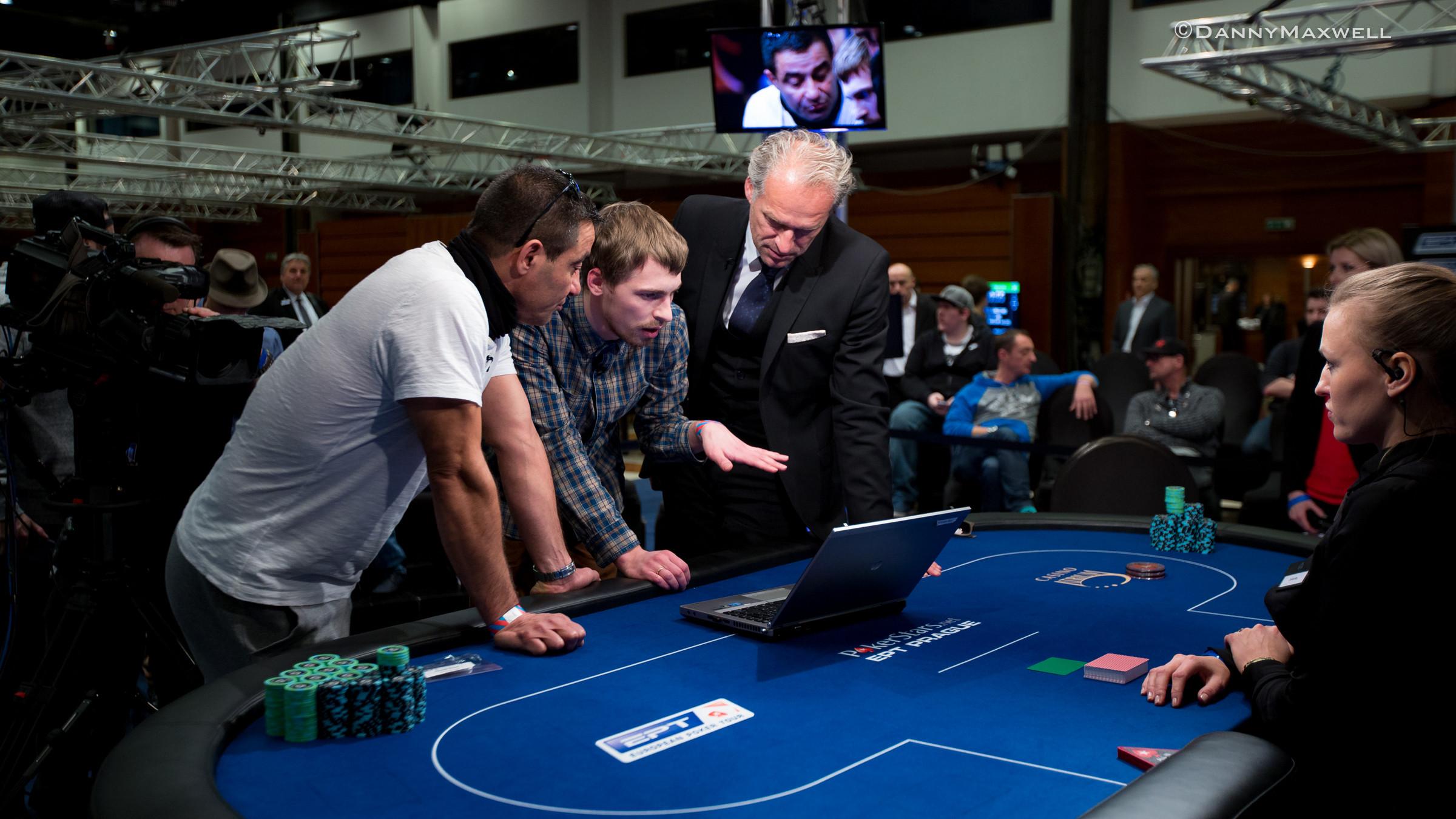 Ept prague le replay vid o de la table finale pokernews for Table 19 streaming