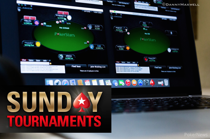 pokerstars tournament schedule