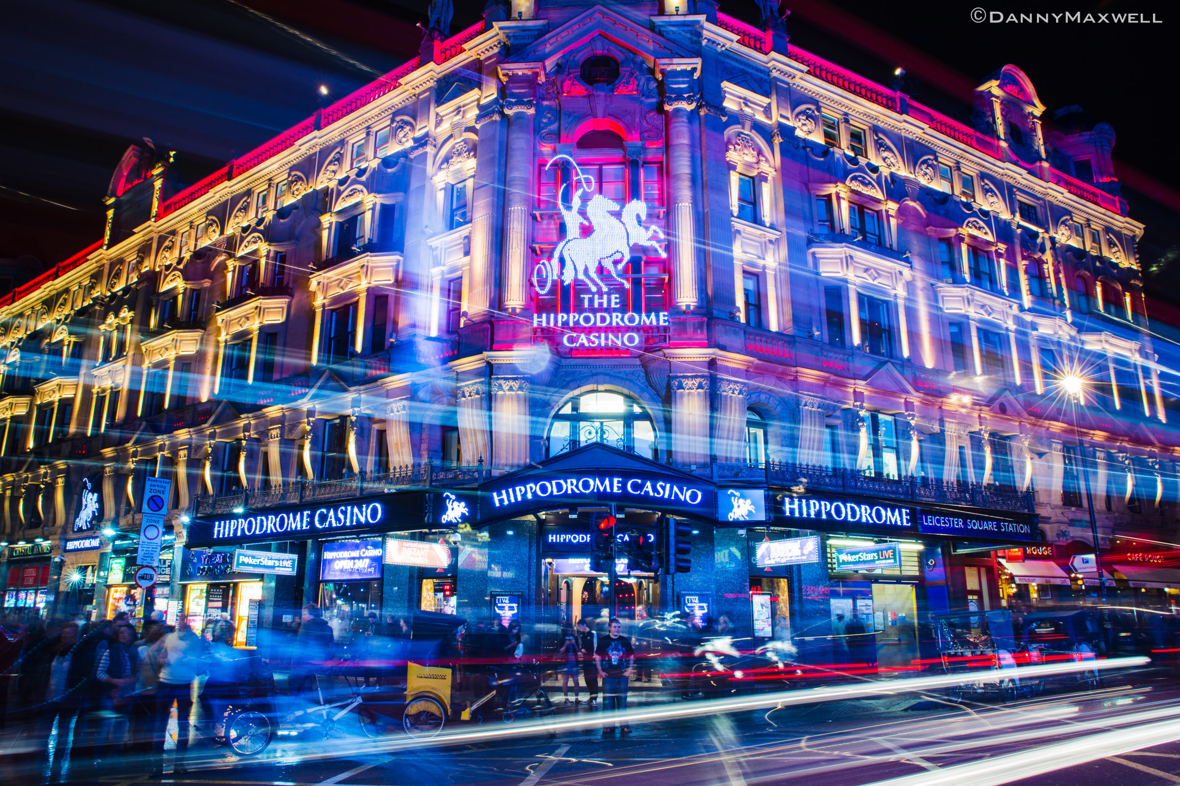 Hippodrome London