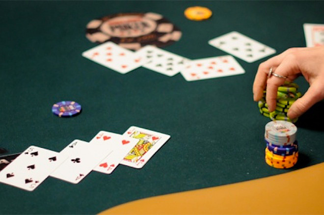 Using Exposed Cards When Reading Hands In Seven Card Stud
