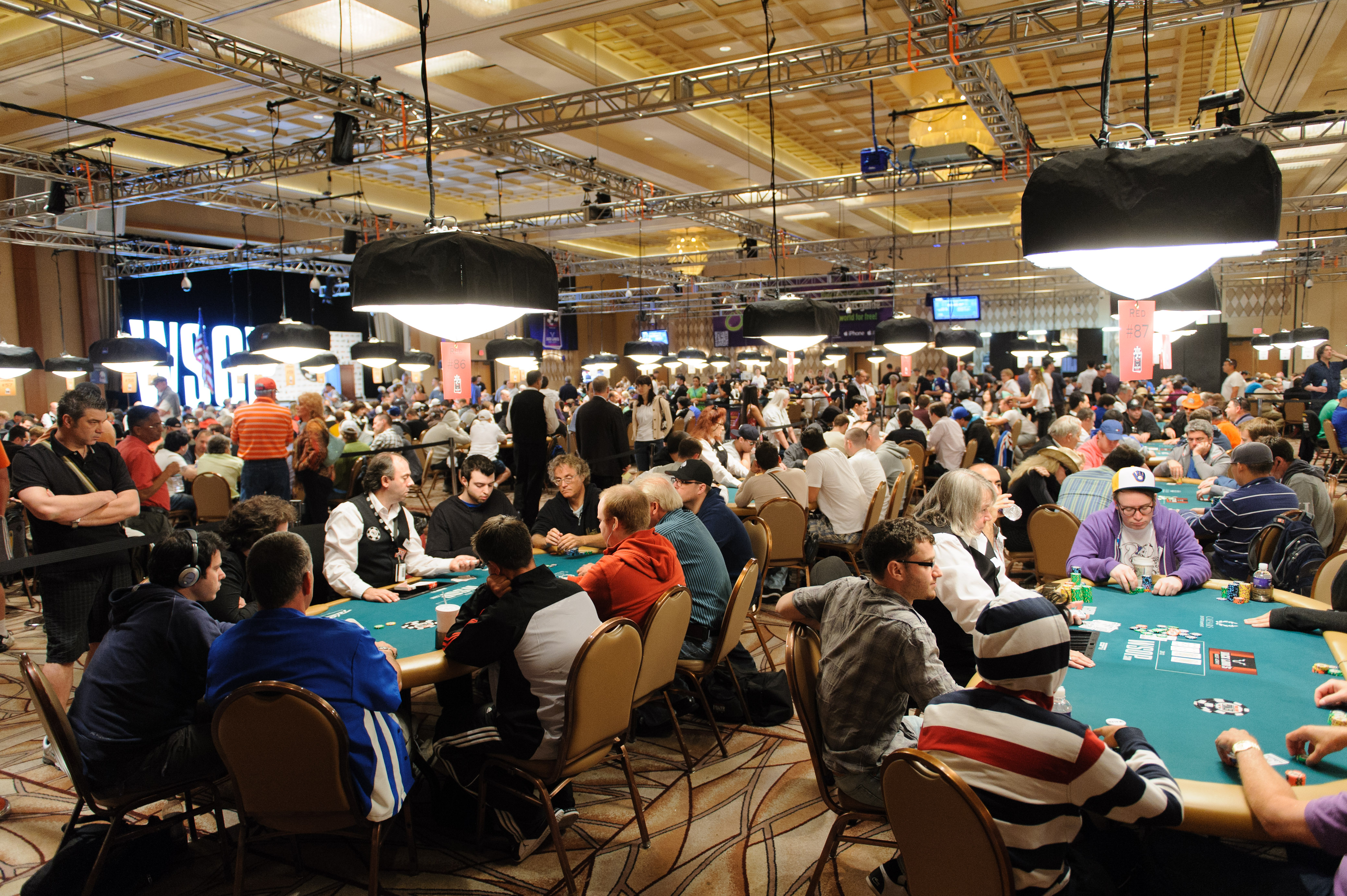 list of wsop events