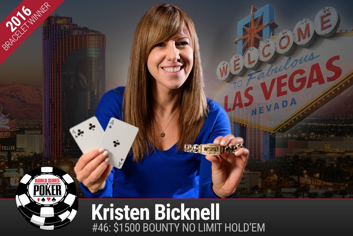 Kristen Bicknell Proves She S Not A One Hit Wonder Wins
