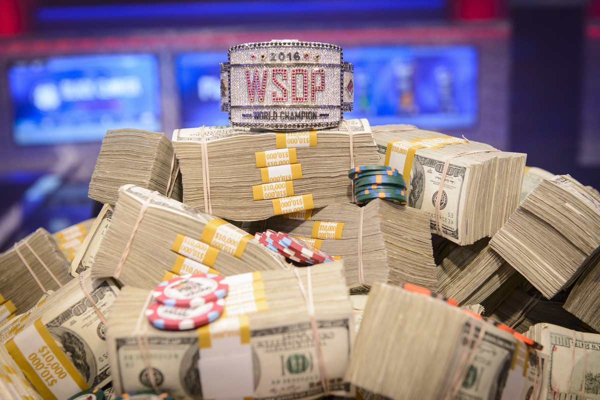 Wsop Main Event Rules