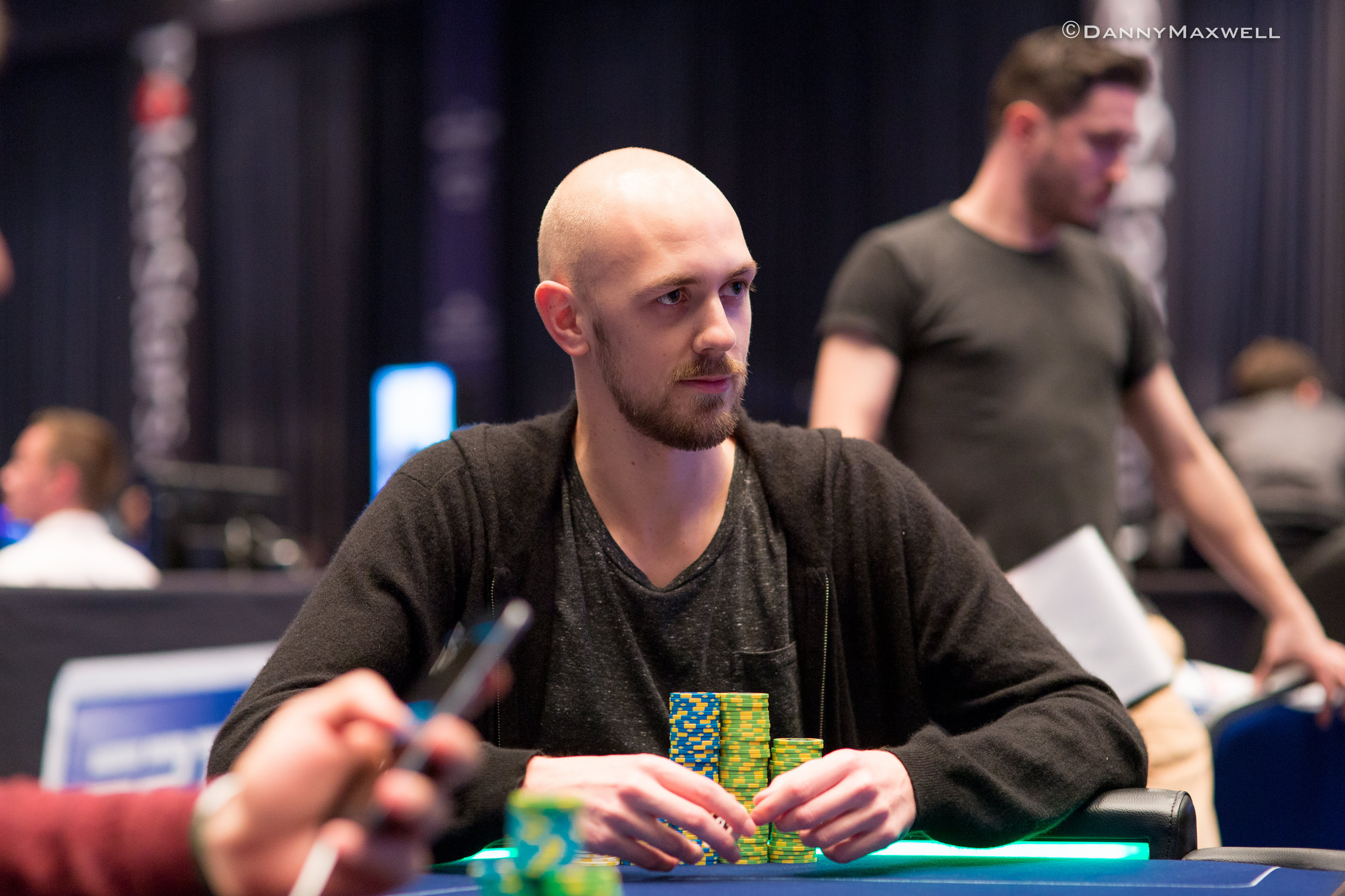 Best uk poker players