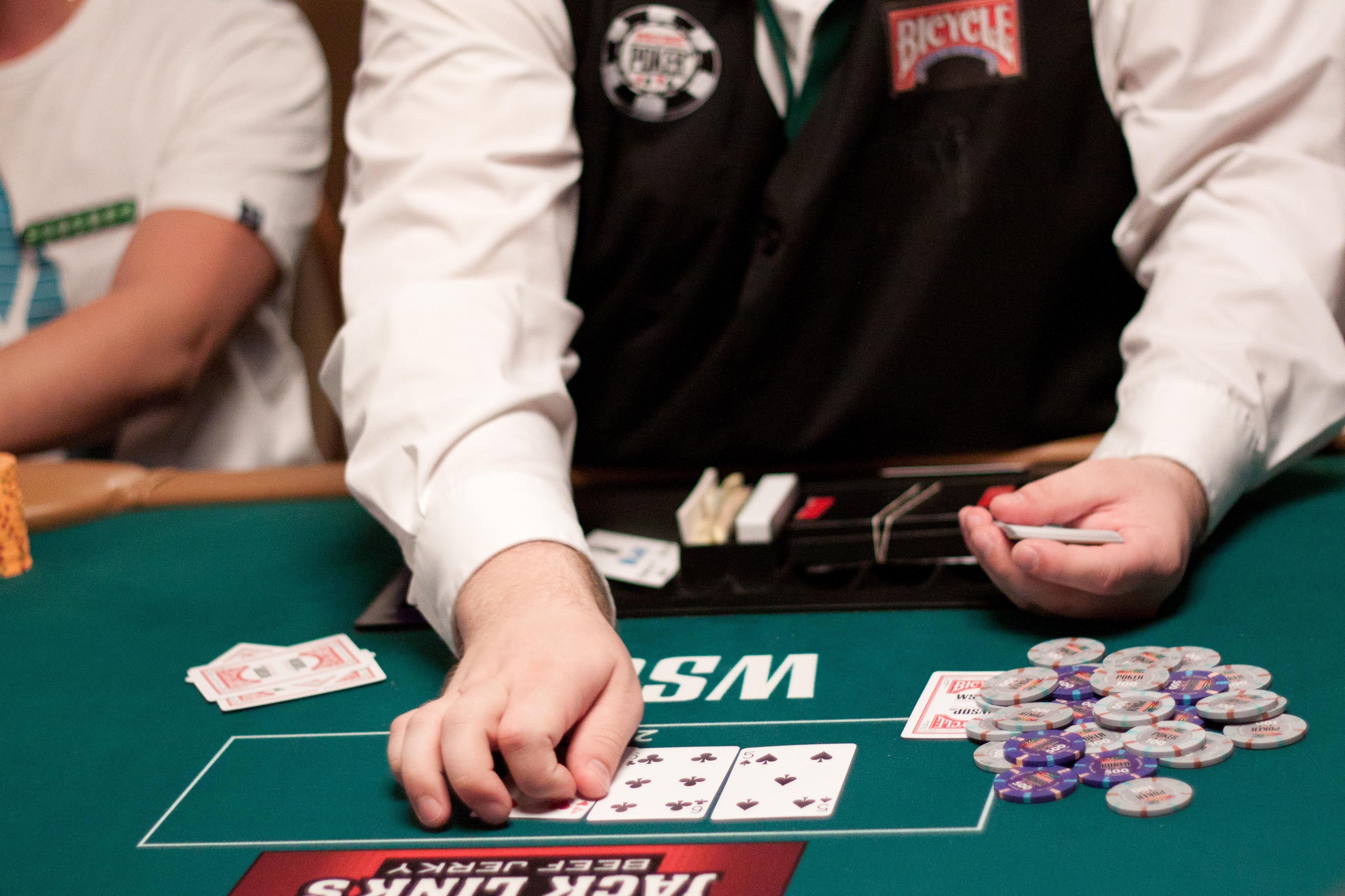 Card gambling mathematics poker probability statistics treasure bay casino hotel biloxi