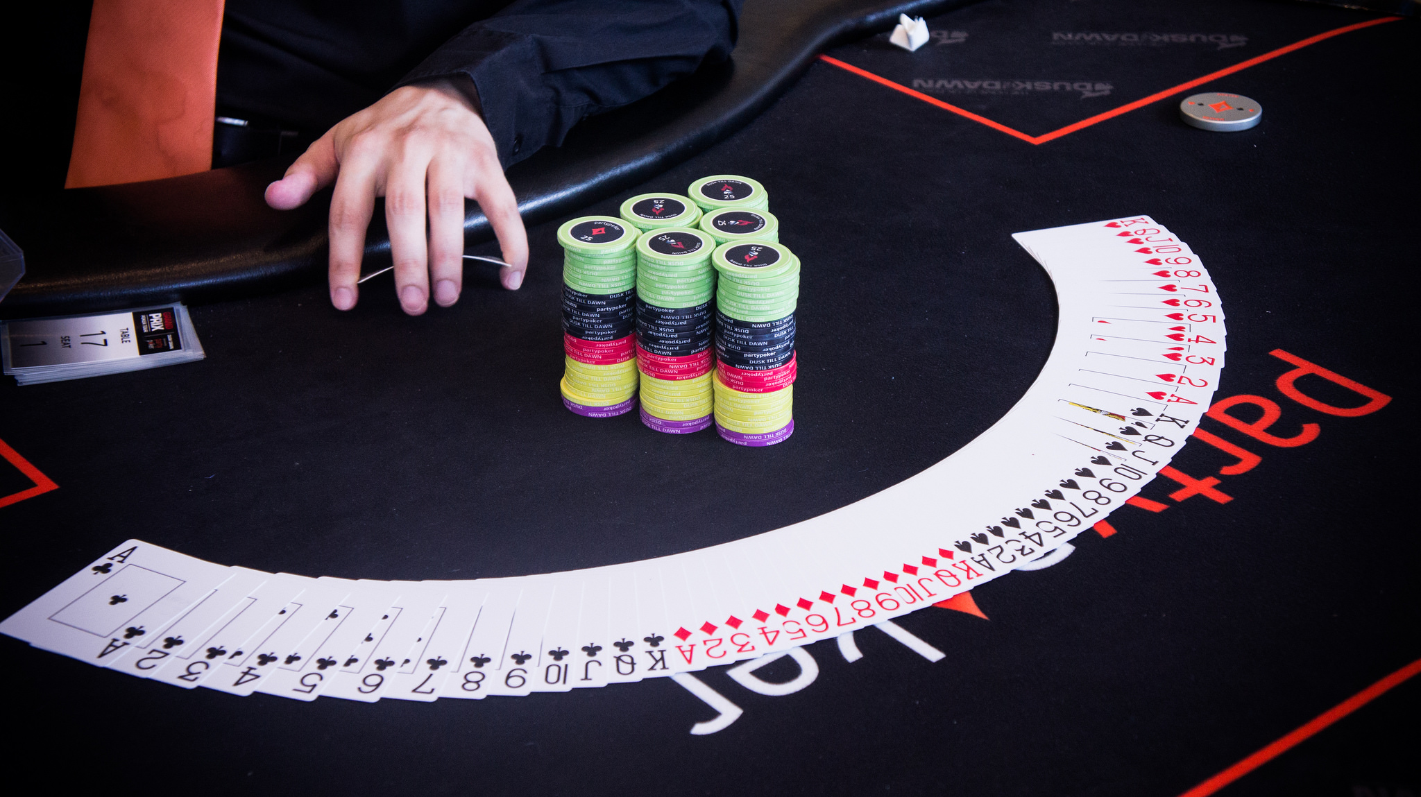 Live poker tournaments watch