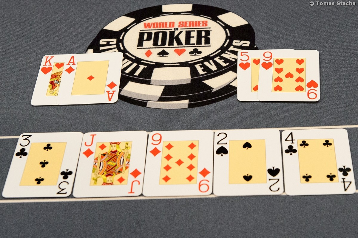 texas holdem expected value