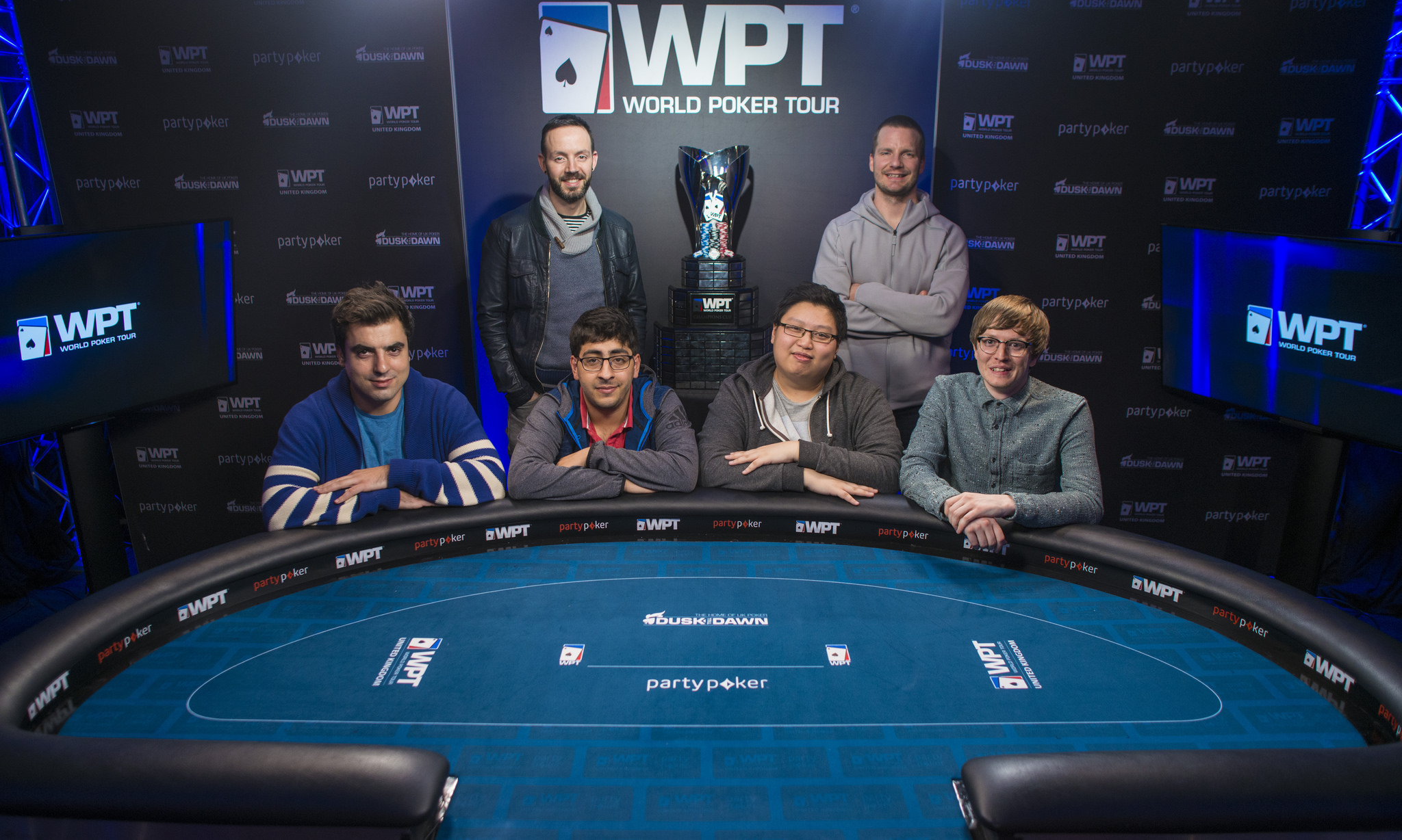 2016 Partypoker Wpt Uk Main Event Day 3 Final Table