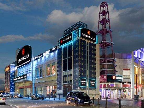 Genting Casino Restaurant Birmingham