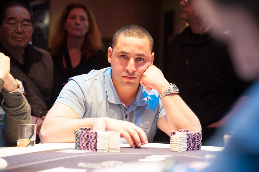 2016 Master Classics Of Poker Amsterdam Zoufri And Sperling Heads