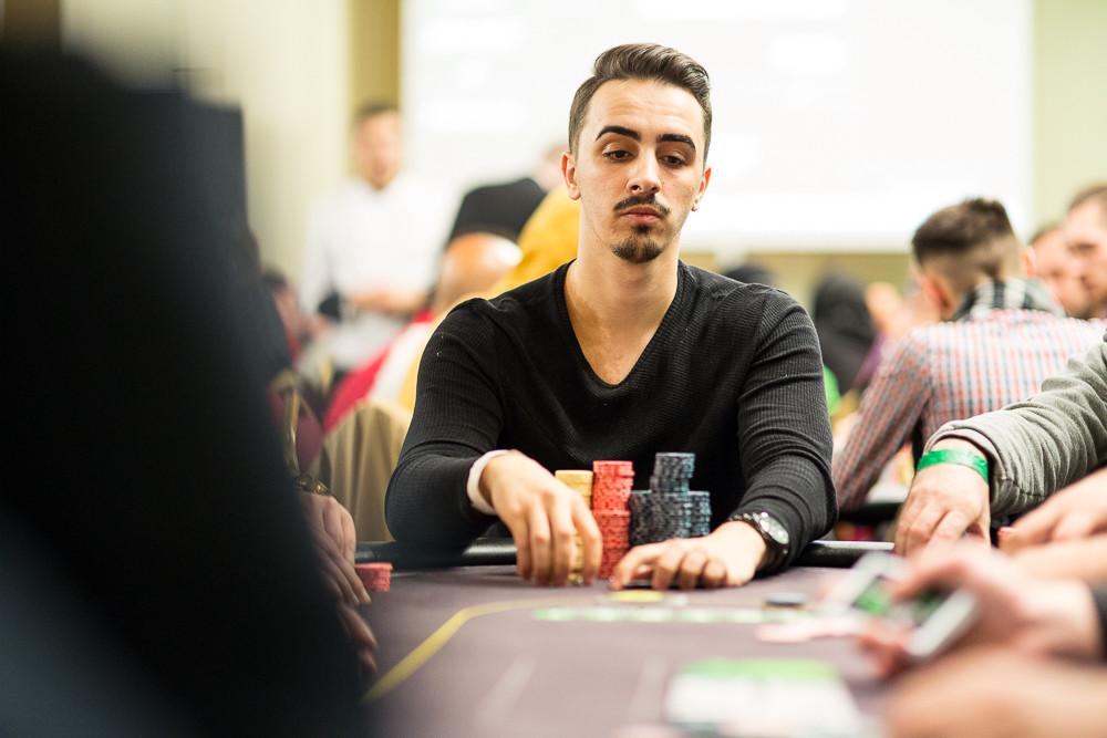 Unibet Open Bucharest Gabriel Gavrila Leads Biggest Ever Unibet Open Pokernews