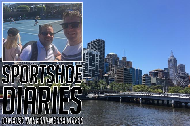 Sportshoe Diaries Zweten Op De Australian Open Dineren