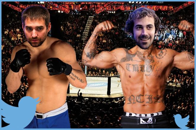 Brandon Cantu versus Jason Mercier
