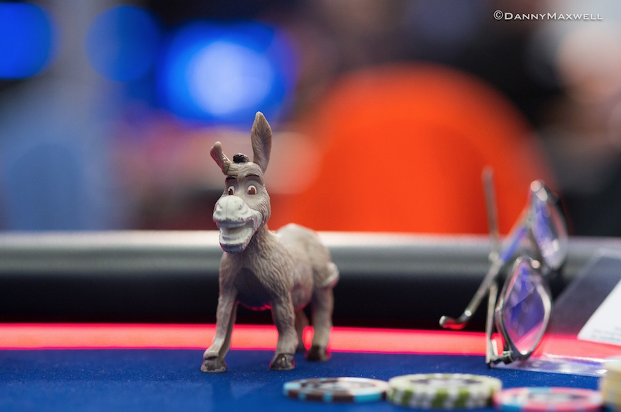 Poker terms donkey
