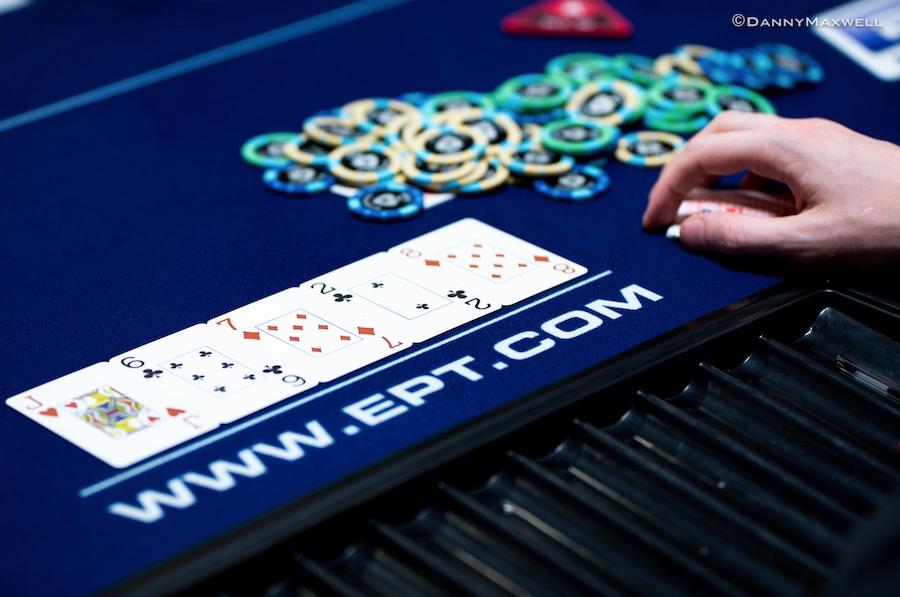 Poker betting rules raising
