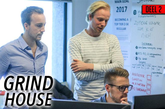 Grind House: Luuk Gieles, Floris van der Ven en Rene Kuhlman